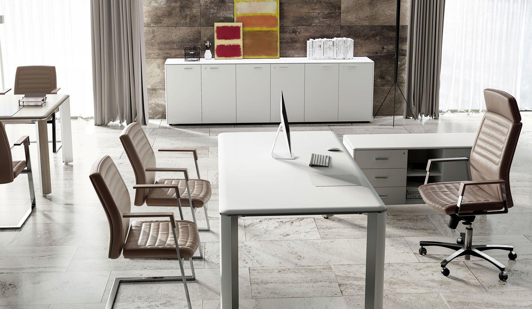 Mobili ufficio roma milano arredamento ufficio office for Arredamento office